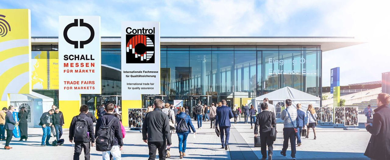 Control – International trade fair for quality assurance