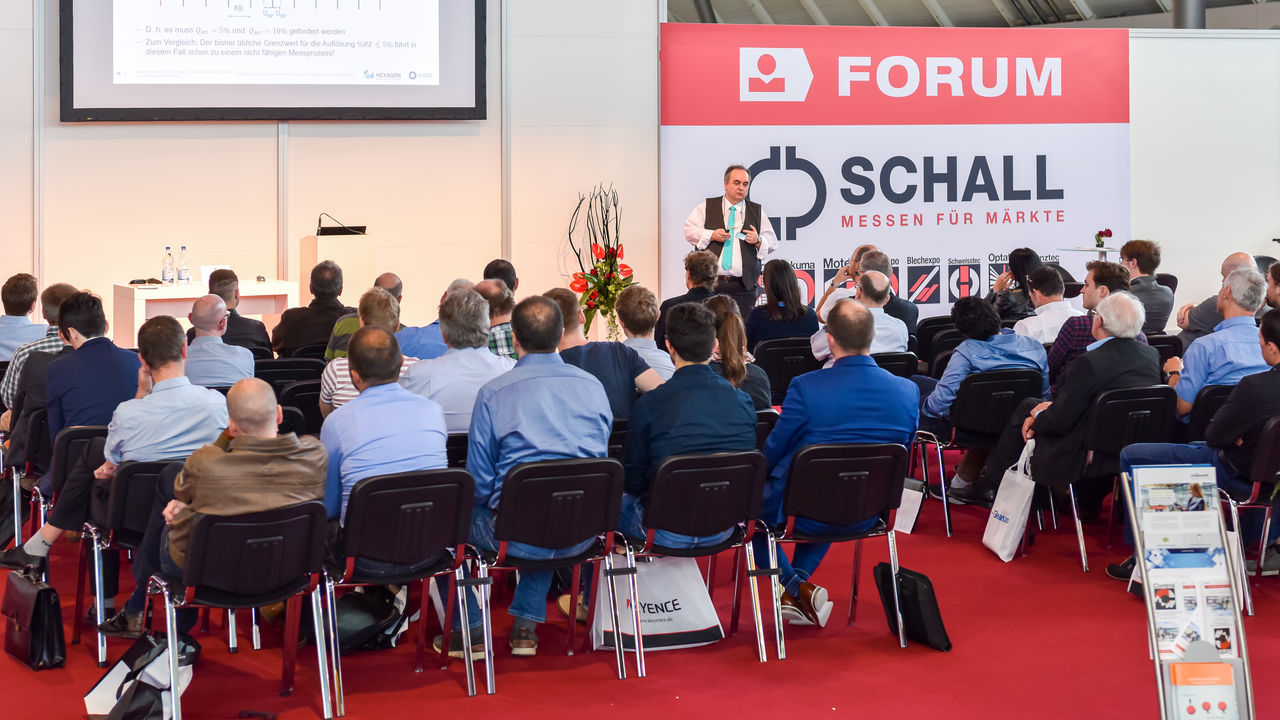 Control 2019 Highlight Aussteller-Forum