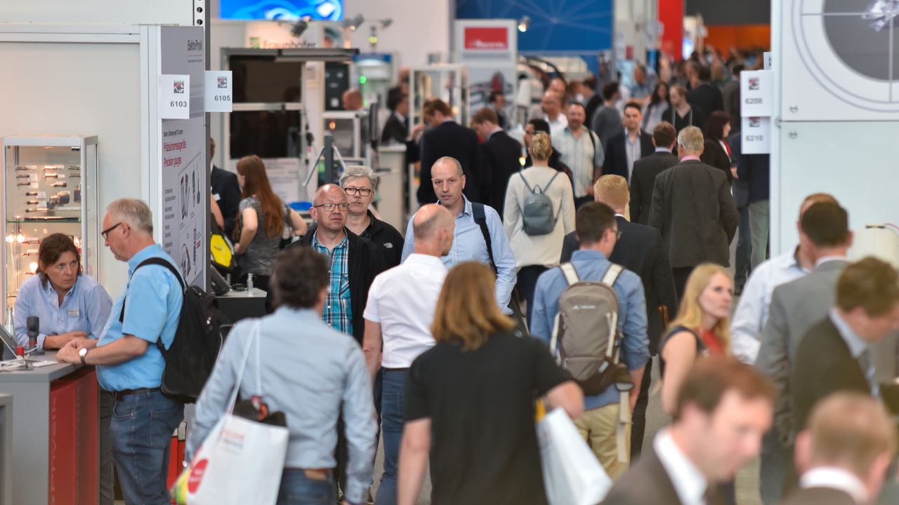 Control 2019 World's Leading Trade Fair for QA Systems