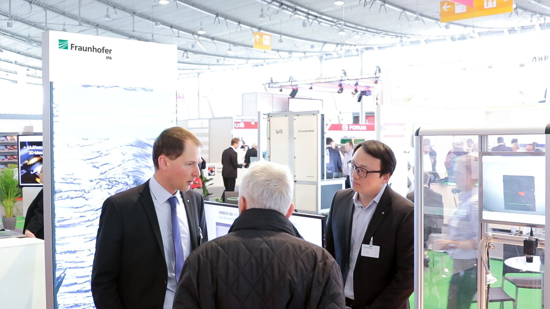 Control 2019 Fraunhofer IPA Event Forum